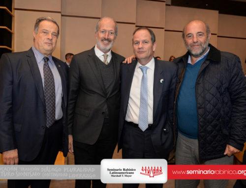70° Aniversario del Establecimiento de las Relaciones entre Argentina e Israel