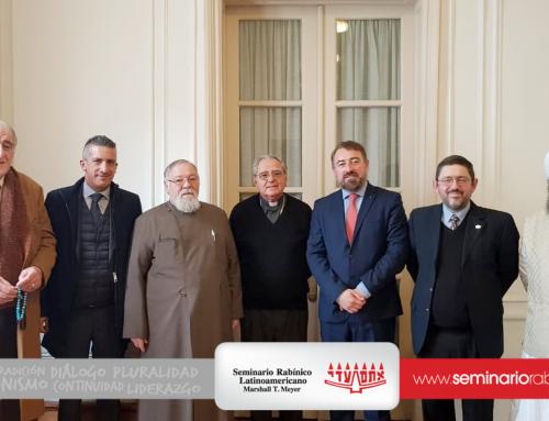 Visita a la Conferencia Episcopal Argentina