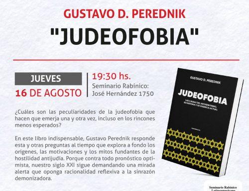 Presentación del libro: JUDEOFOBIA