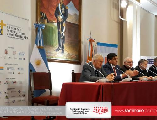 El Seminario en el II Congreso de Diálogo Intercultural e Interreligioso