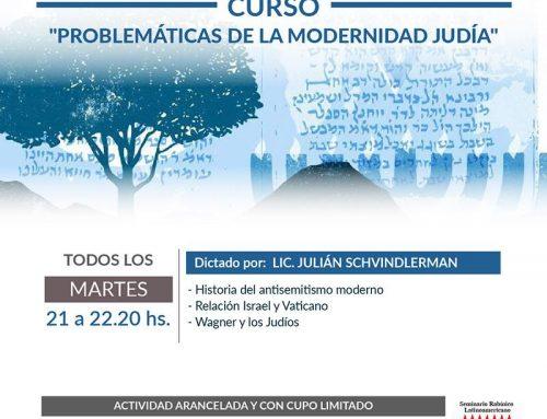 Problemáticas de la Modernidad Judía